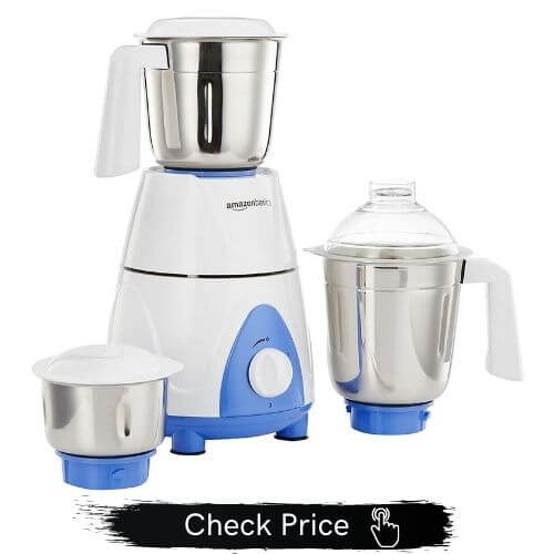 Best Amazon Mixer Grinder For Indian Cooking