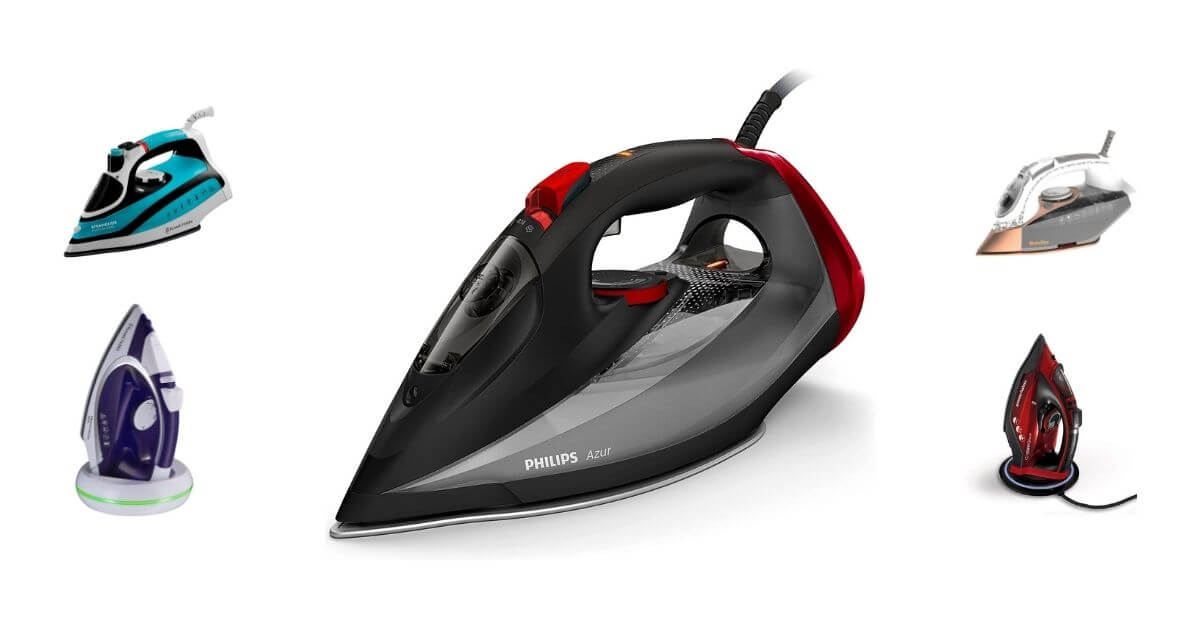 Top 10 Best Cordless Iron For Clothes 2021