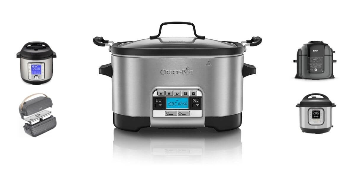Top 9 Best Electric Cookers For Homes UK