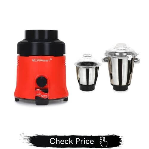 Top rated heavy duty Mixer Grinder