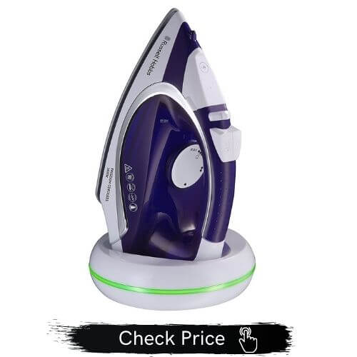 best overall cordless iron