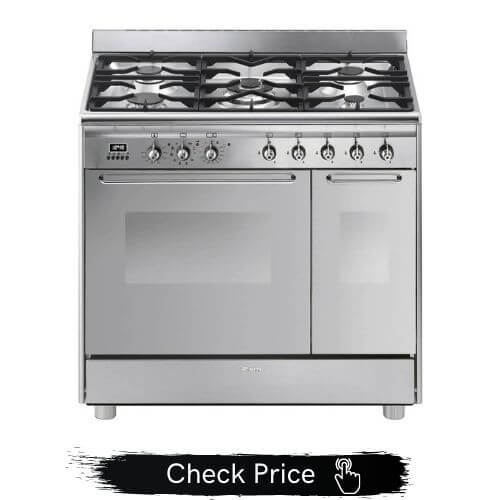 top rated dual fuel cooker