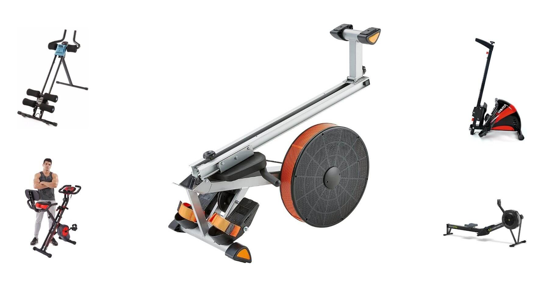Top 8 Best Affordable Rowing Machine in UK