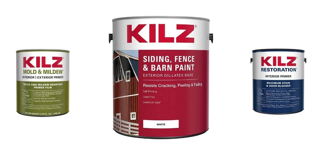 List of Top 5 Best Exterior Primer For The Money