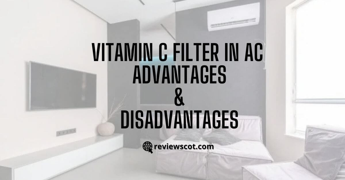 Vitamin C Filter in AC Advantages & Disadvantages Guide